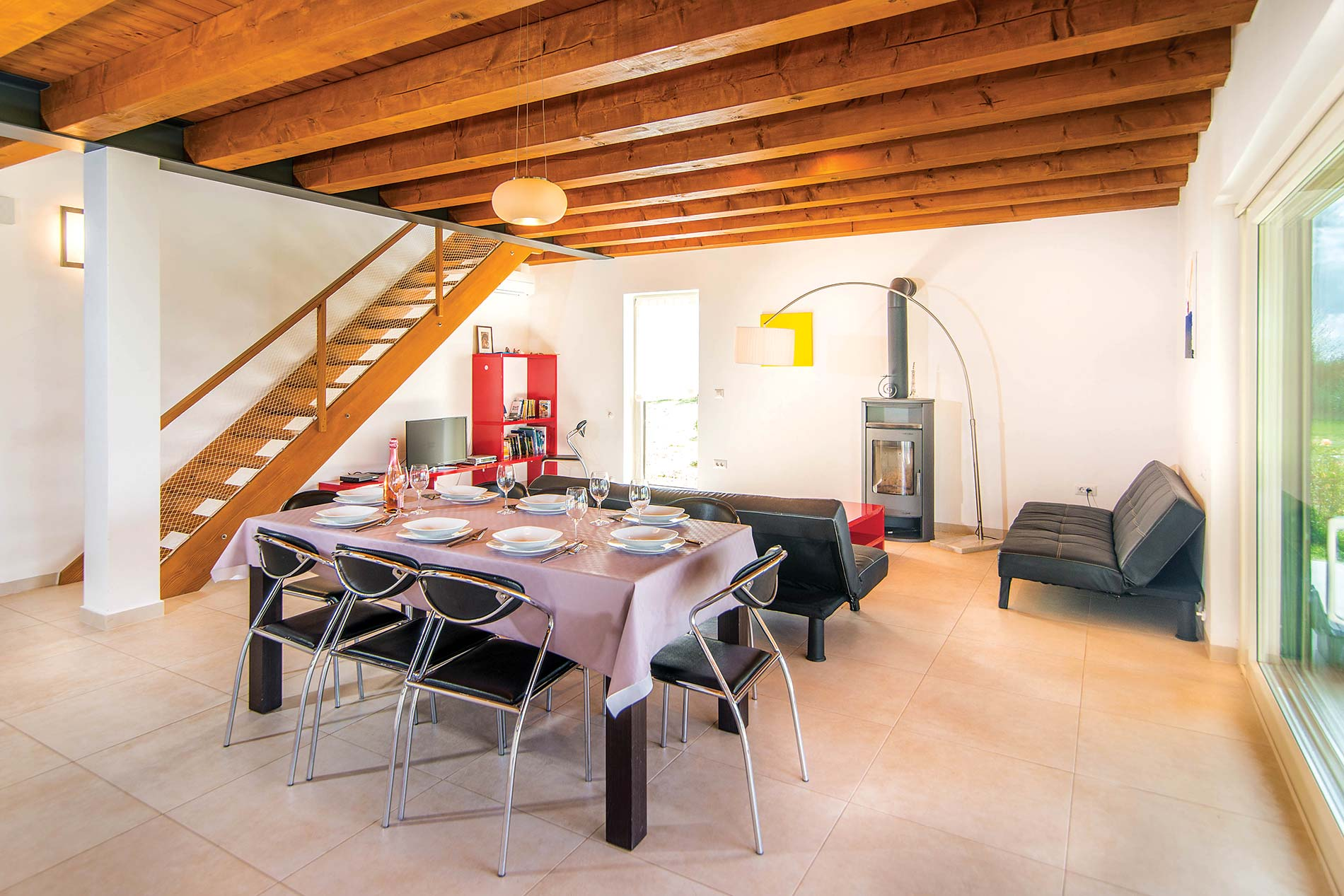 Villa Maslina in Porec - sleeps 5 people
