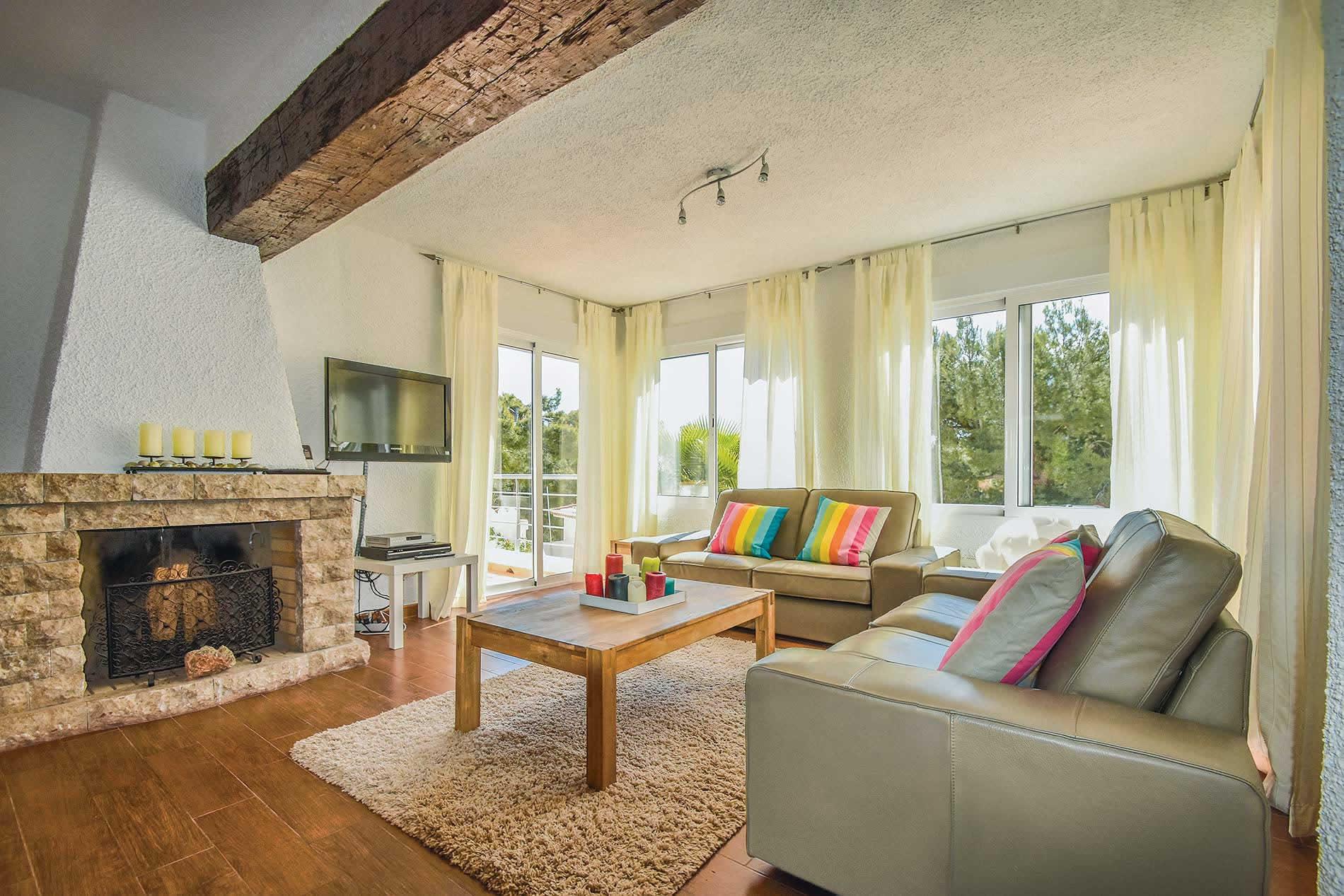 Villa Maya in Altea - sleeps 8 people