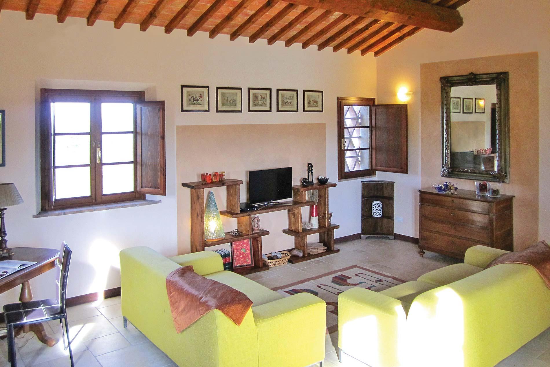 Villa Maya in Volterra - sleeps 6 people