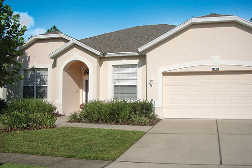 Villa Merion Executive Plus in Highlands Reserve, Disney Area and Kissimmee - sleeps 8 people