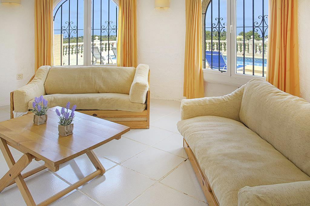 Villa Moises in Calpe - sleeps 4 people