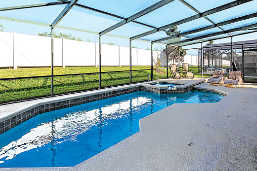 Villa Naranja Grove Executive in Westhaven, Disney Area and Kissimmee - sleeps 10 people