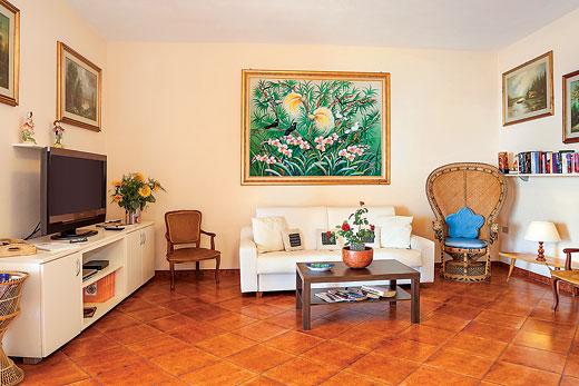 Villa Nerano in Marina del Cantone - sleeps 4 people