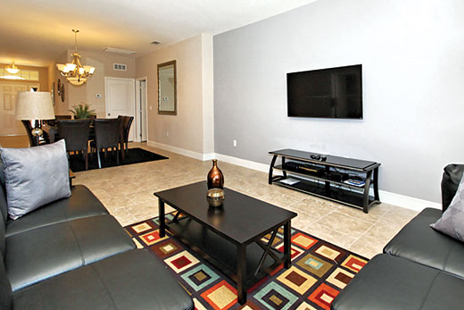 Villa Oakbourne Executive Plus in Solterra Resort, Disney Area and Kissimmee - sleeps 10 people