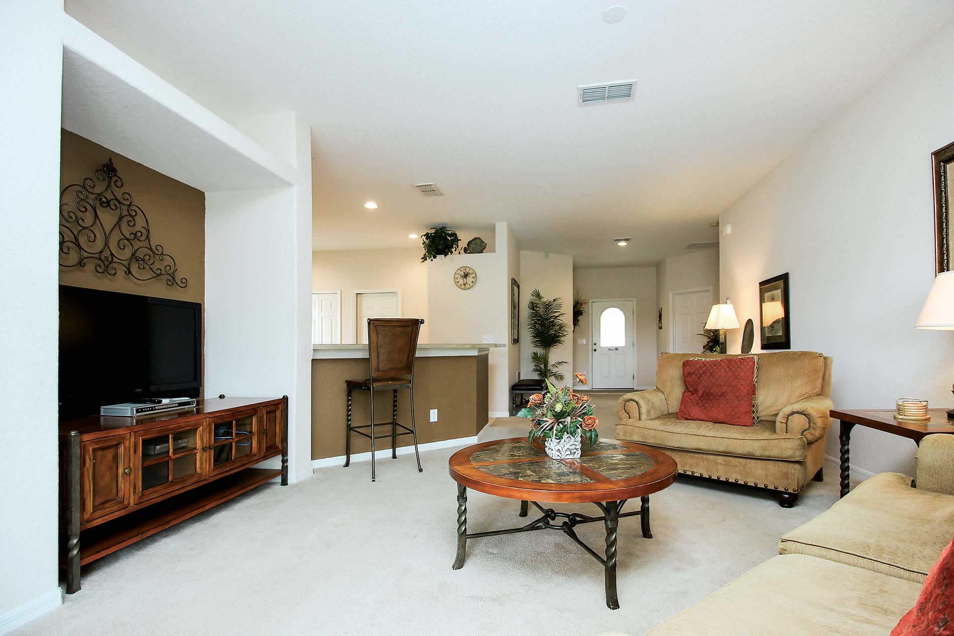 Villa Opal in Tuscany Orlando - sleeps 8 people