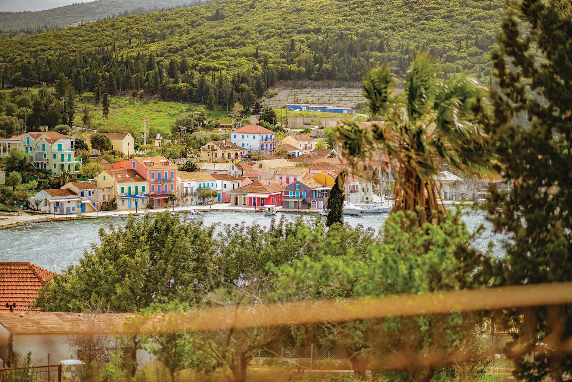 Villa Ormos in Fiskardo - sleeps 4 people