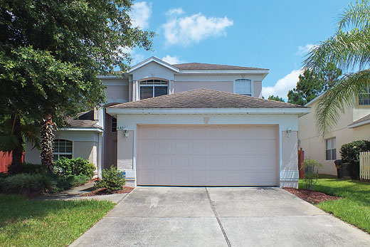 Villa Oxford House Executive in Highlands Reserve, Disney Area and Kissimmee - sleeps 6 people