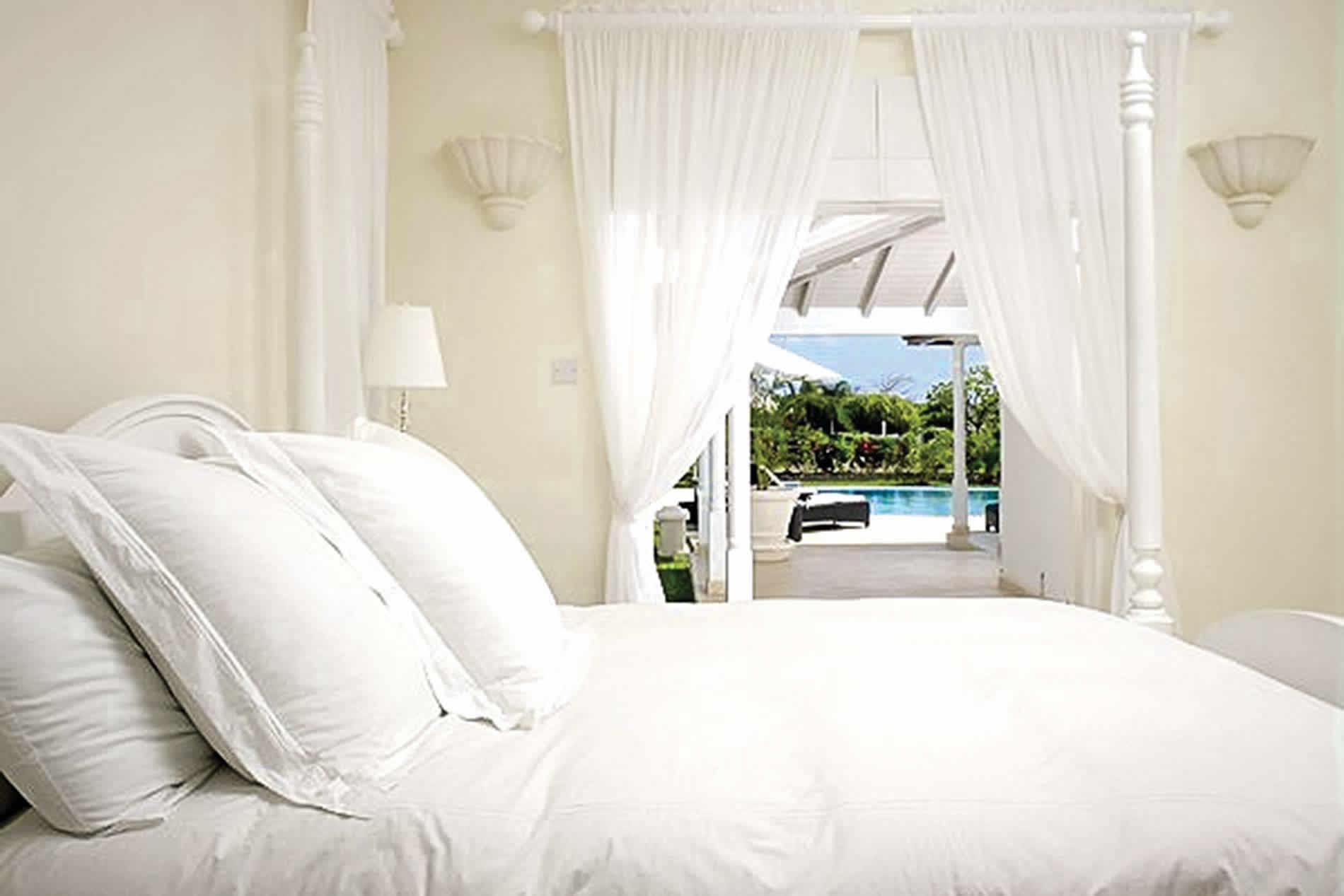 Villa Palm Grove in Royal Westmoreland - sleeps 8 people