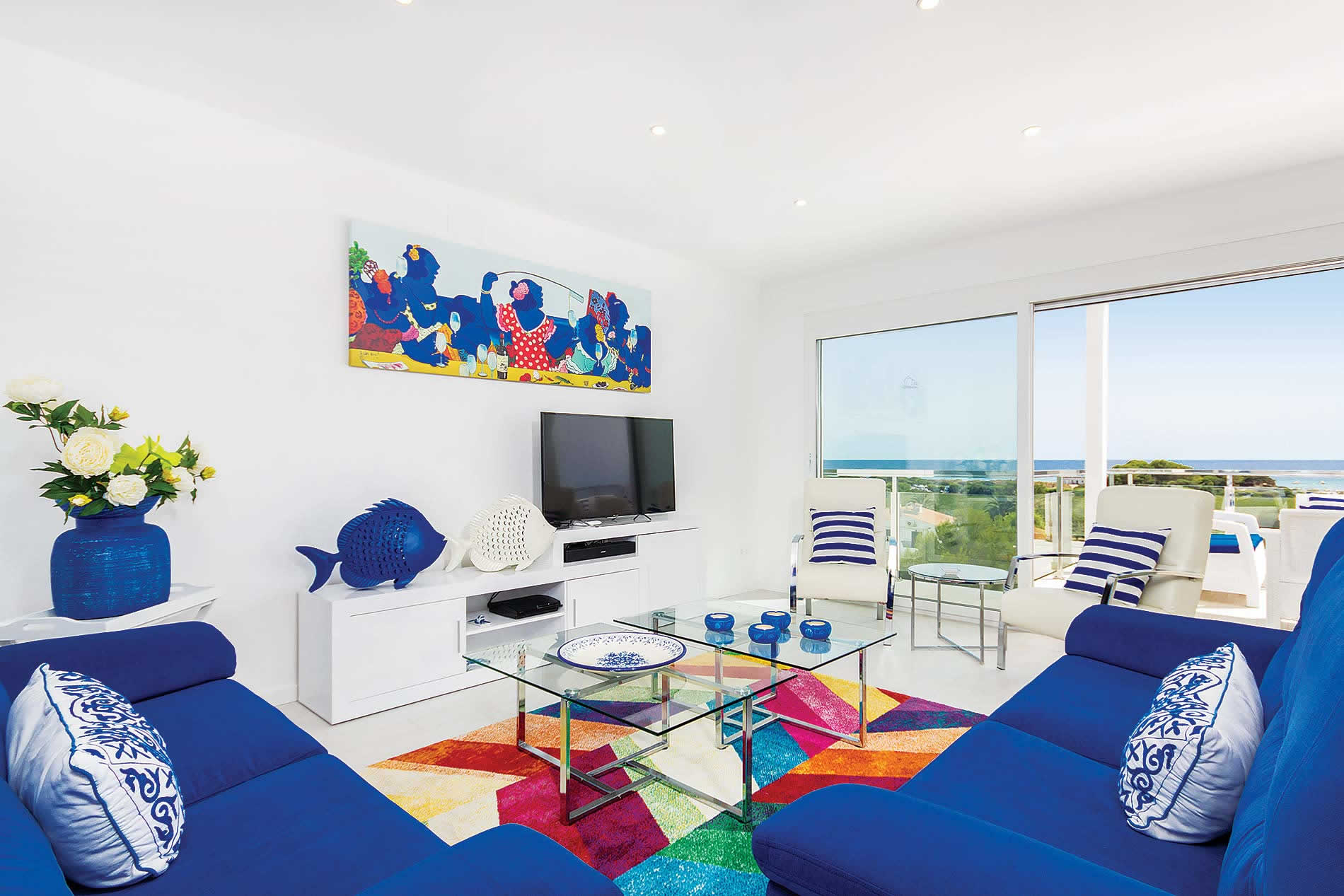 Villa Paradise in Son Bou - sleeps 10 people