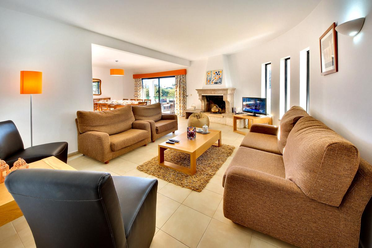 Villa Patroves in Albufeira - sleeps 10 people