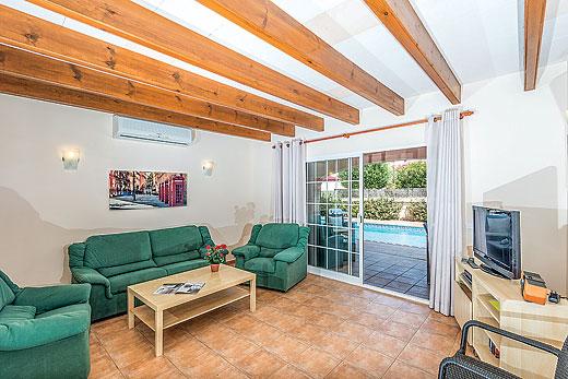 Bed Villa In Menorca In James Villas
