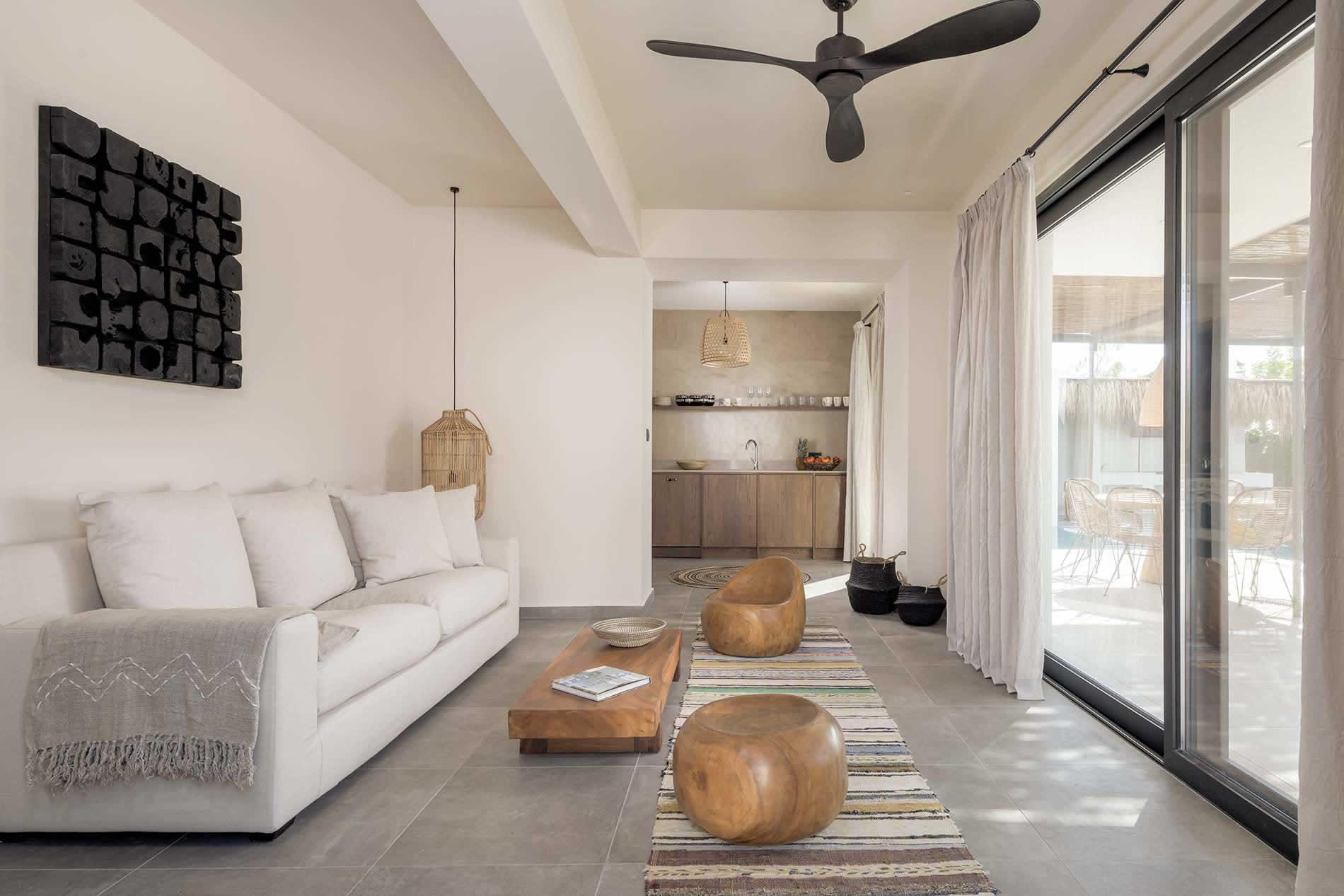 Villa Pefkos Dream in Pefkos - sleeps 6 people