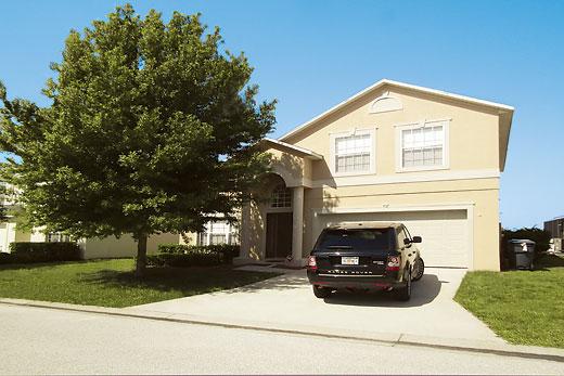 Villa Petora in Four Corners, Orlando - Florida - sleeps 8 people