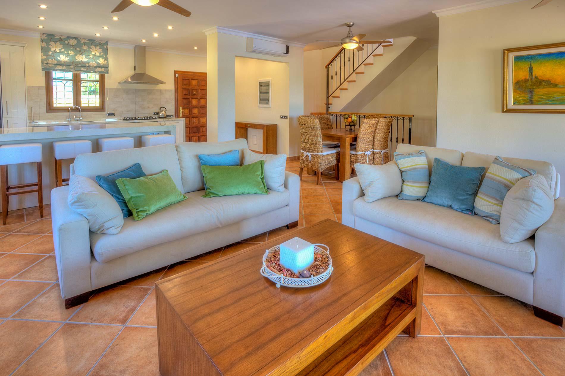 Villa Powderhorn 28 in Desert Springs - sleeps 8 people