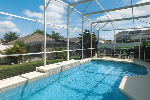 Villa Quaker Ridge Executive Plus in Highlands Reserve, Disney Area and Kissimmee - sleeps 8 people