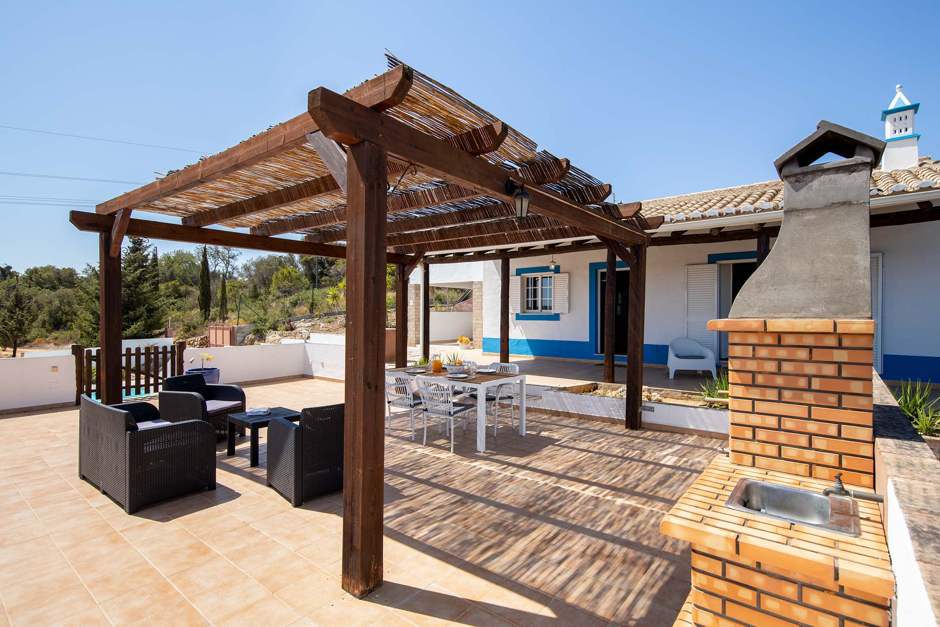 Villa Quinta De Monte Juntos in Vale de Parra - sleeps 4 people