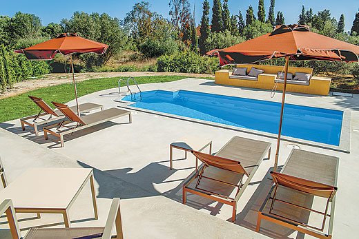 Villa Rhea in Svoronata - sleeps 2 people