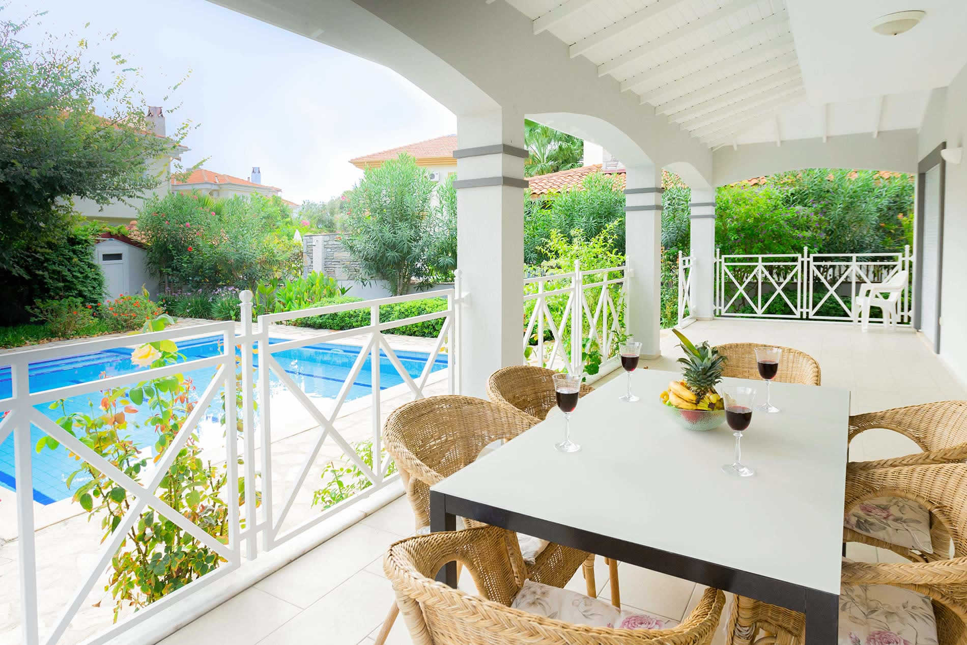 Villa Riverbank Star in Dalyan - sleeps 8 people
