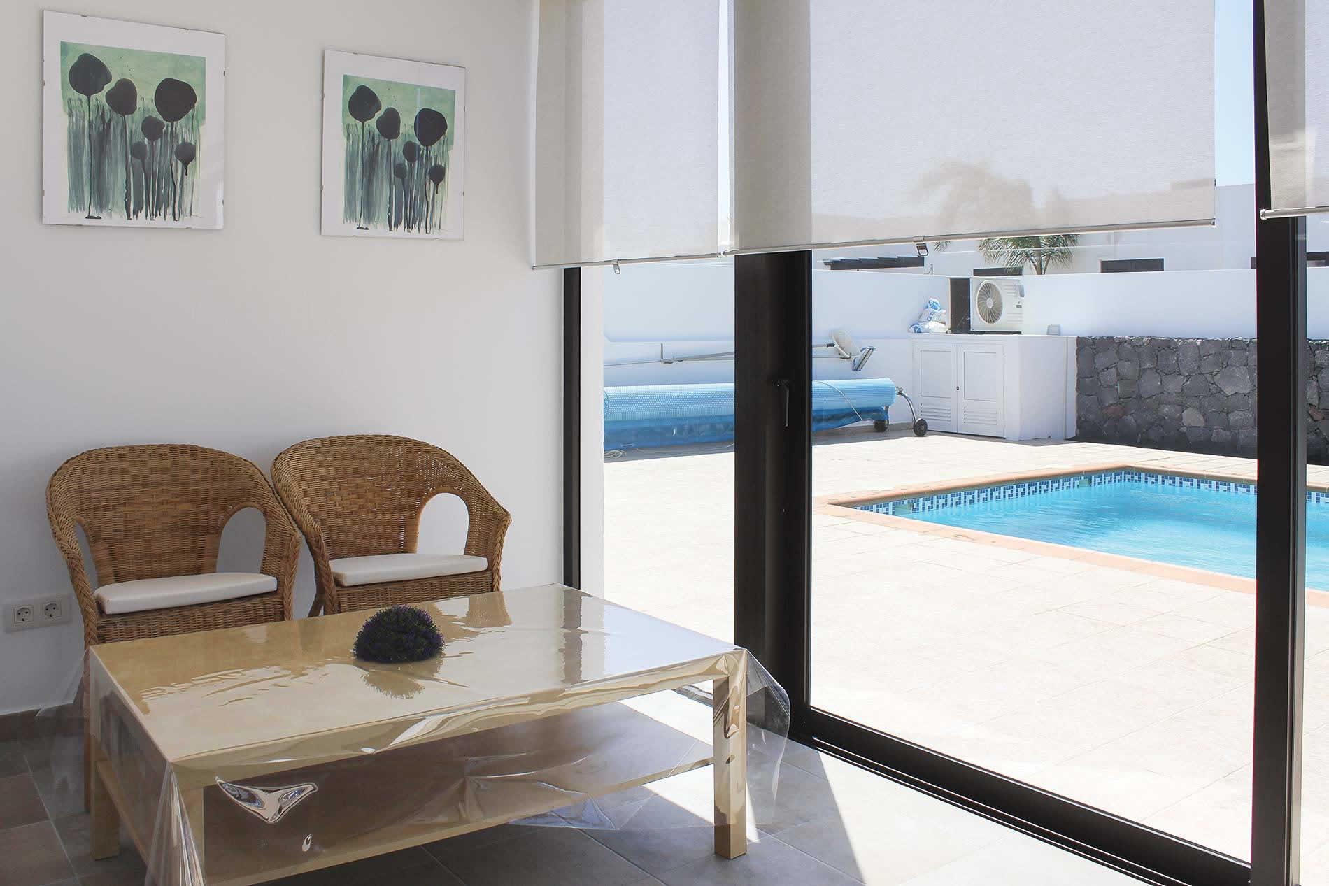 Villa Sa Palomera in Playa Blanca - sleeps 6 people