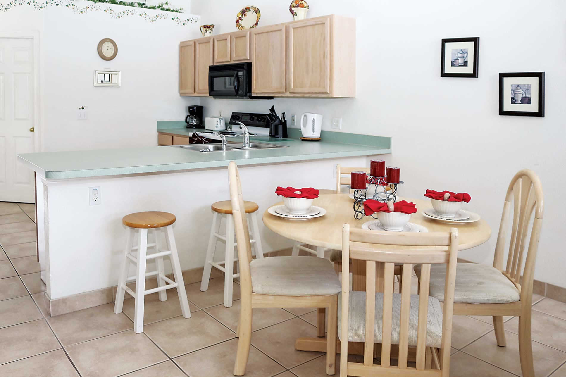 Villa Sandpiper in Disney Area and Kissimmee - sleeps 8 people
