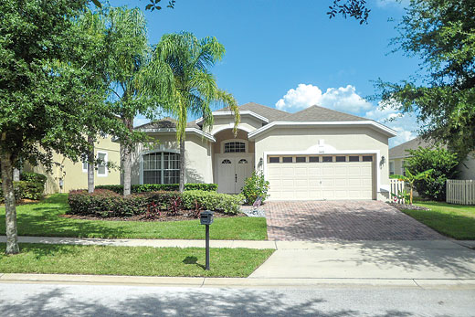 Villa Sawgrass Executive in Highlands Reserve, Disney Area and Kissimmee - sleeps 8 people
