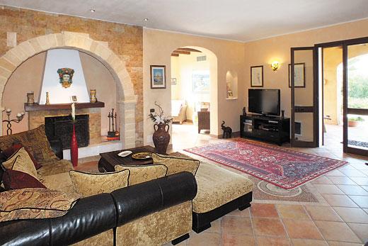 Villa Selinunte Garden in Castelvetrano Selinunte, Sicily - sleeps 8 people