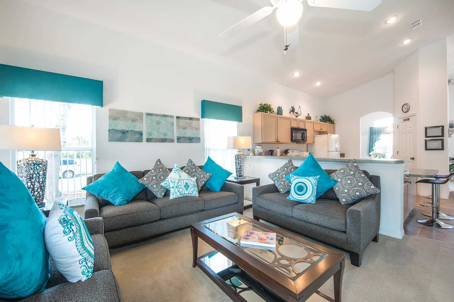 Villa Serenity in Hampton Lakes - sleeps 10 people
