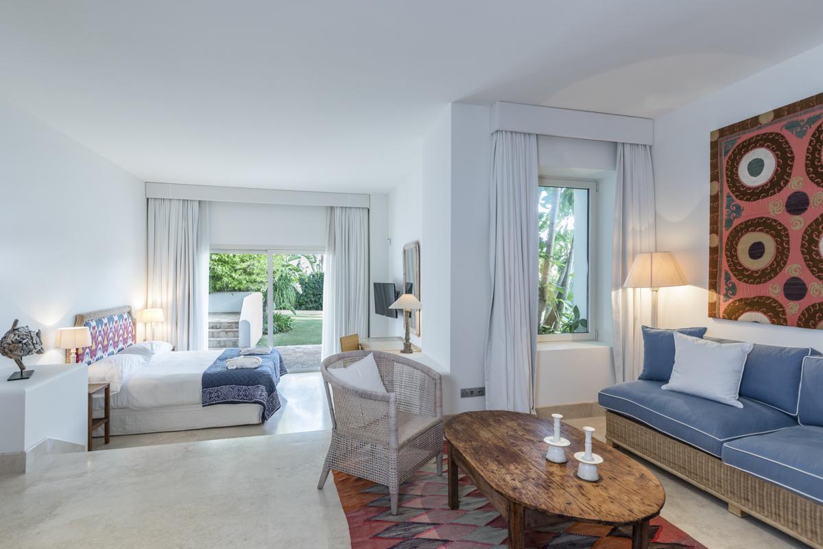 Villa Serpentina in Finca Cortesin - sleeps 10 people