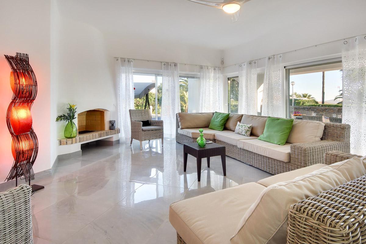 Villa Sesmarias in Albufeira - sleeps 8 people
