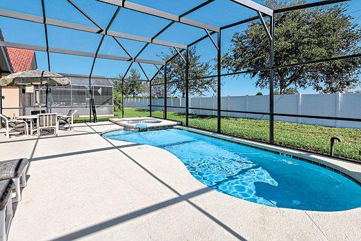 Villa Solana Retreat Executive in Solana, Disney Area and Kissimmee - sleeps 8 people