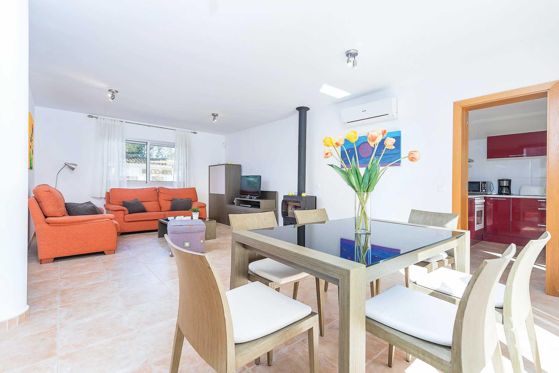 Villa Synera in Alcudia - sleeps 6 people