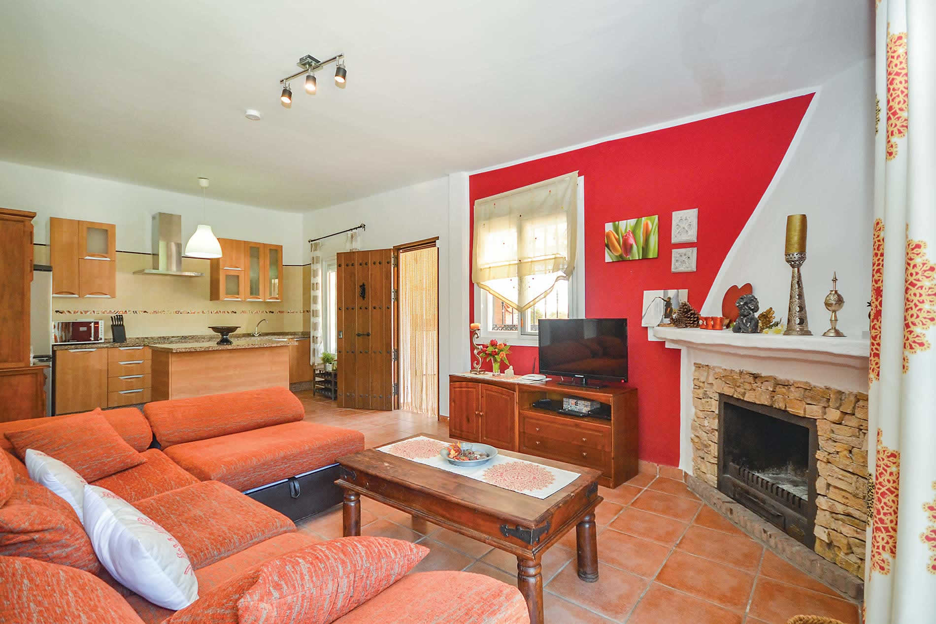 Villa Tinao in Frigiliana - sleeps 6 people