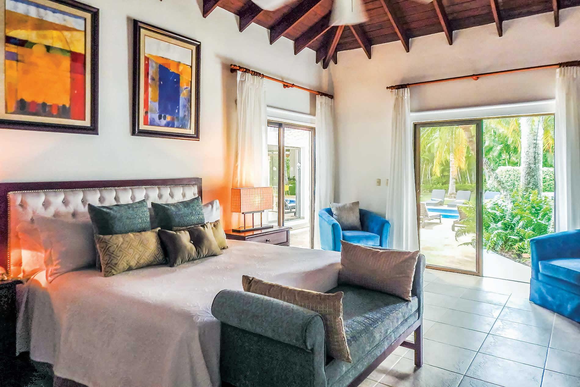 Villa Toscano in Casa de Campo Resort - sleeps 10 people