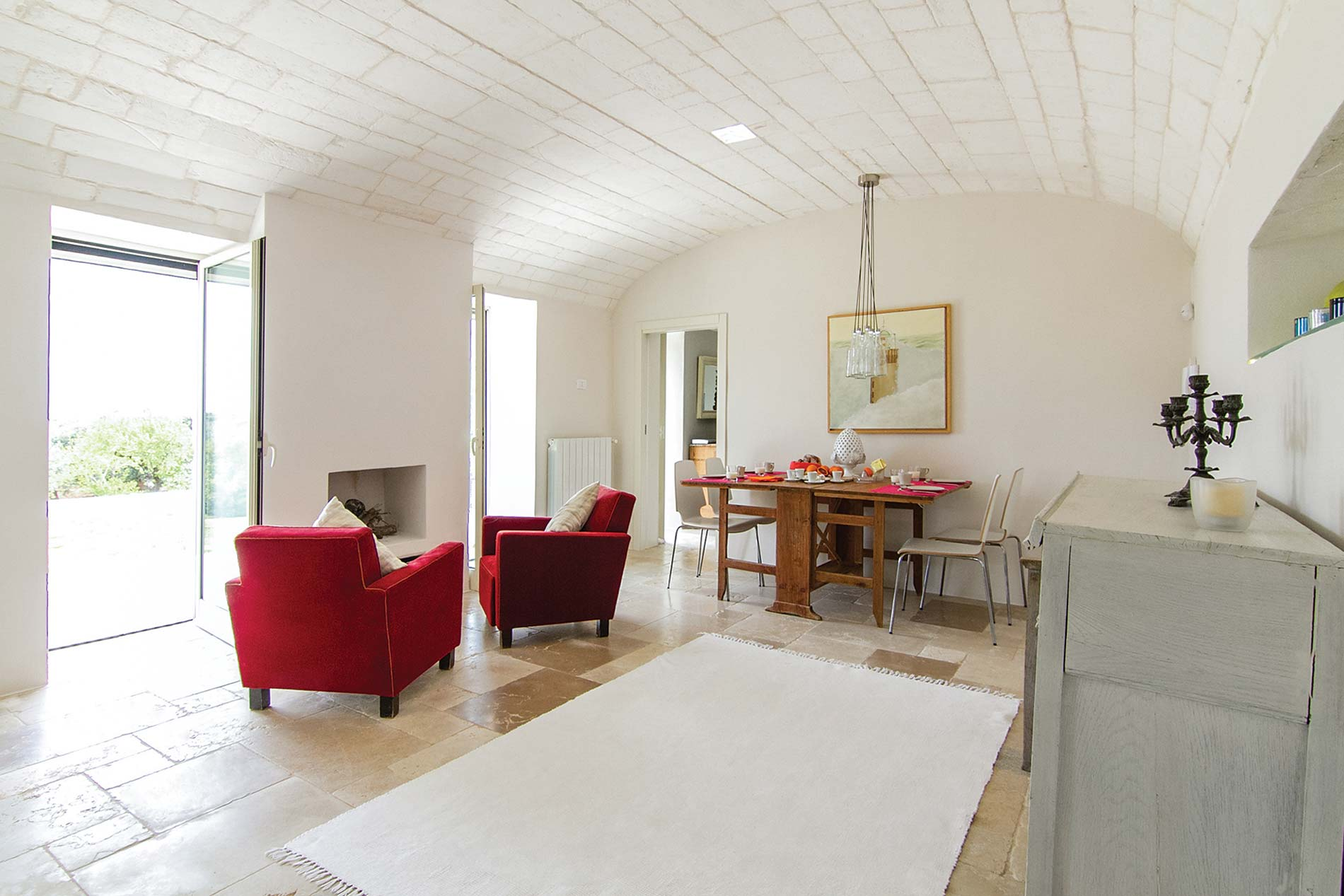 Villa Trulli Rella in Ostuni - sleeps 4 people