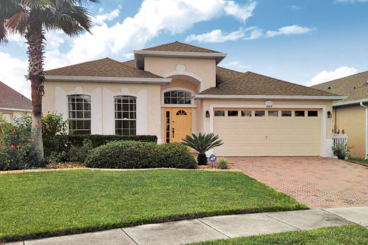Villa Vanda Executive in Highlands Reserve, Disney Area and Kissimmee - sleeps 8 people