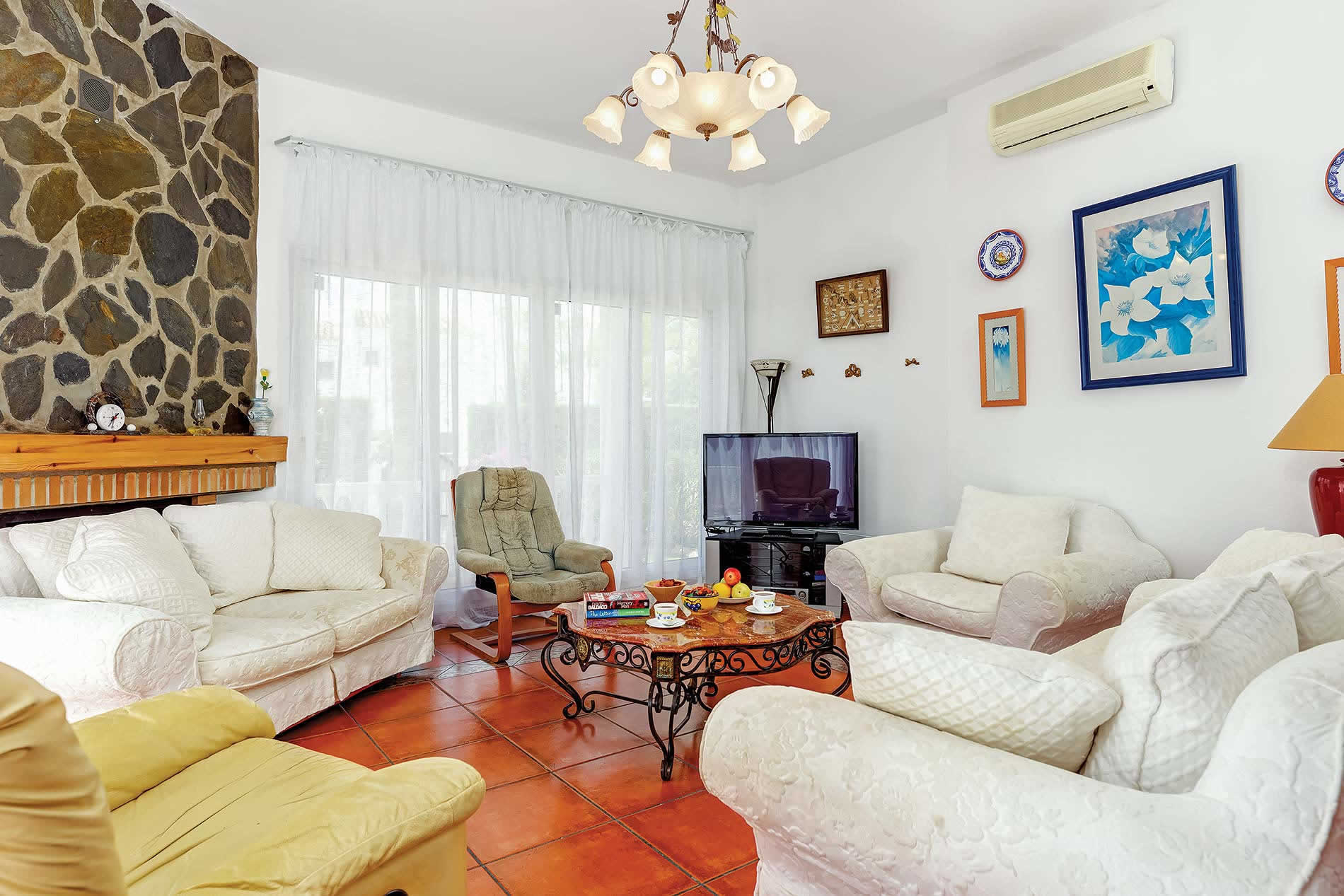 Villa Vanessa in Marbella - sleeps 8 people