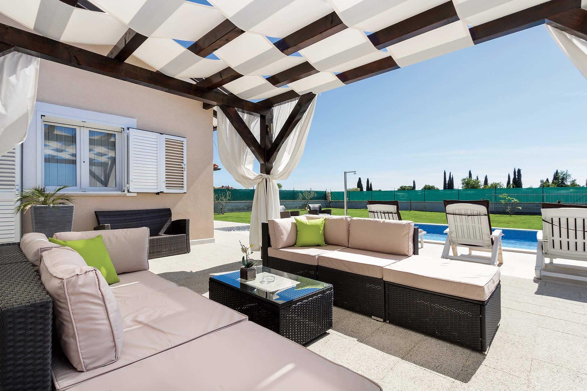 Villa Vanessa in Rovinj - sleeps 4 people