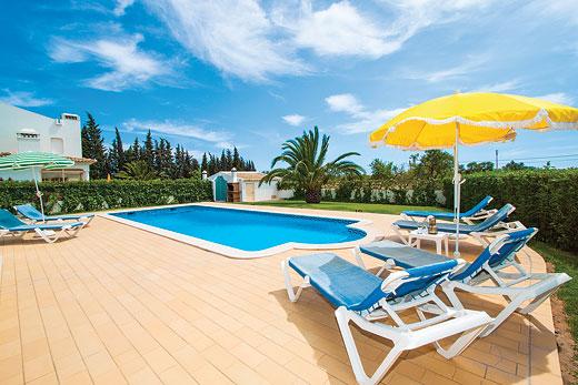 Villa Vizinha Paradise in Vale de Parra, Albufeira - sleeps 6 people