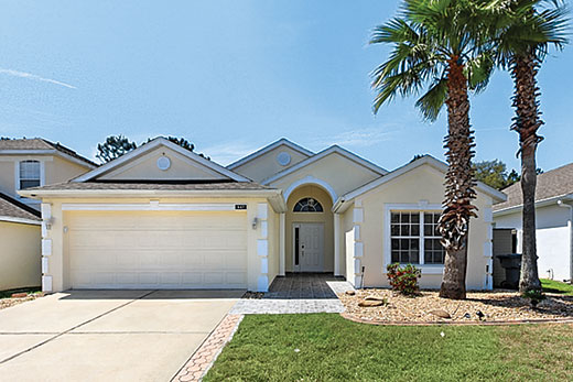 Villa Westwood Executive in Highlands Reserve, Disney Area and Kissimmee - sleeps 6 people