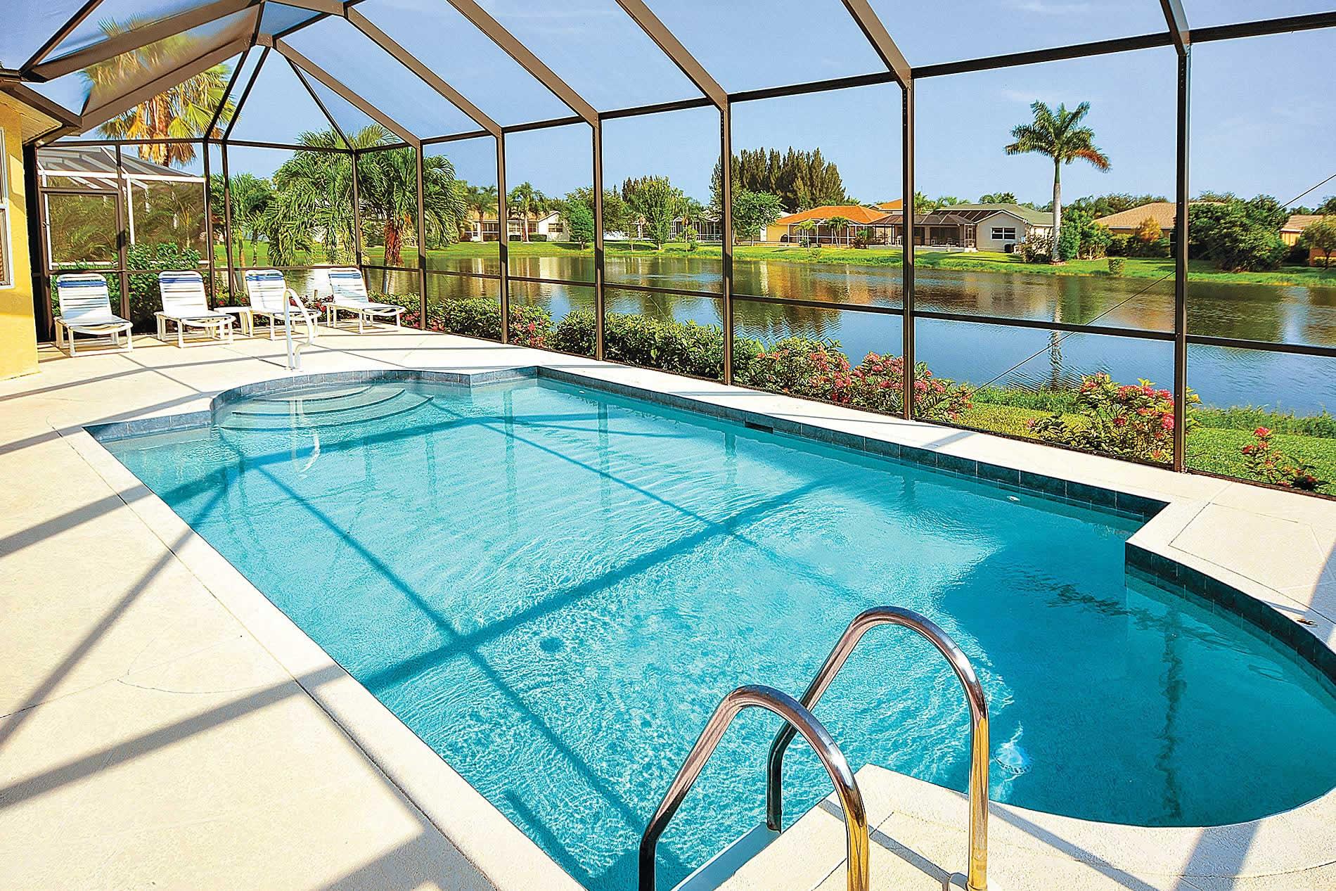 Villa White Ibis in Fort Myers - sleeps 6 people