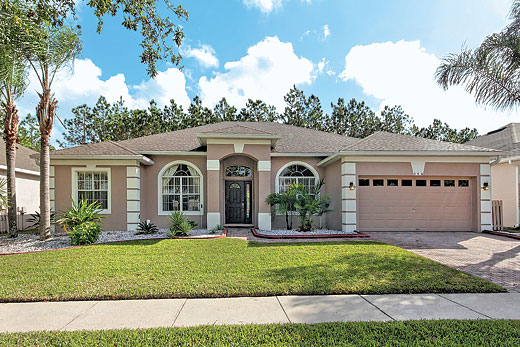 Villa Woodland Rise Executive in Highlands Reserve, Disney Area and Kissimmee - sleeps 10 people