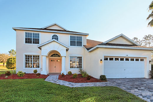 Villa Woosnam Executive in Highlands Reserve, Disney Area and Kissimmee - sleeps 10 people