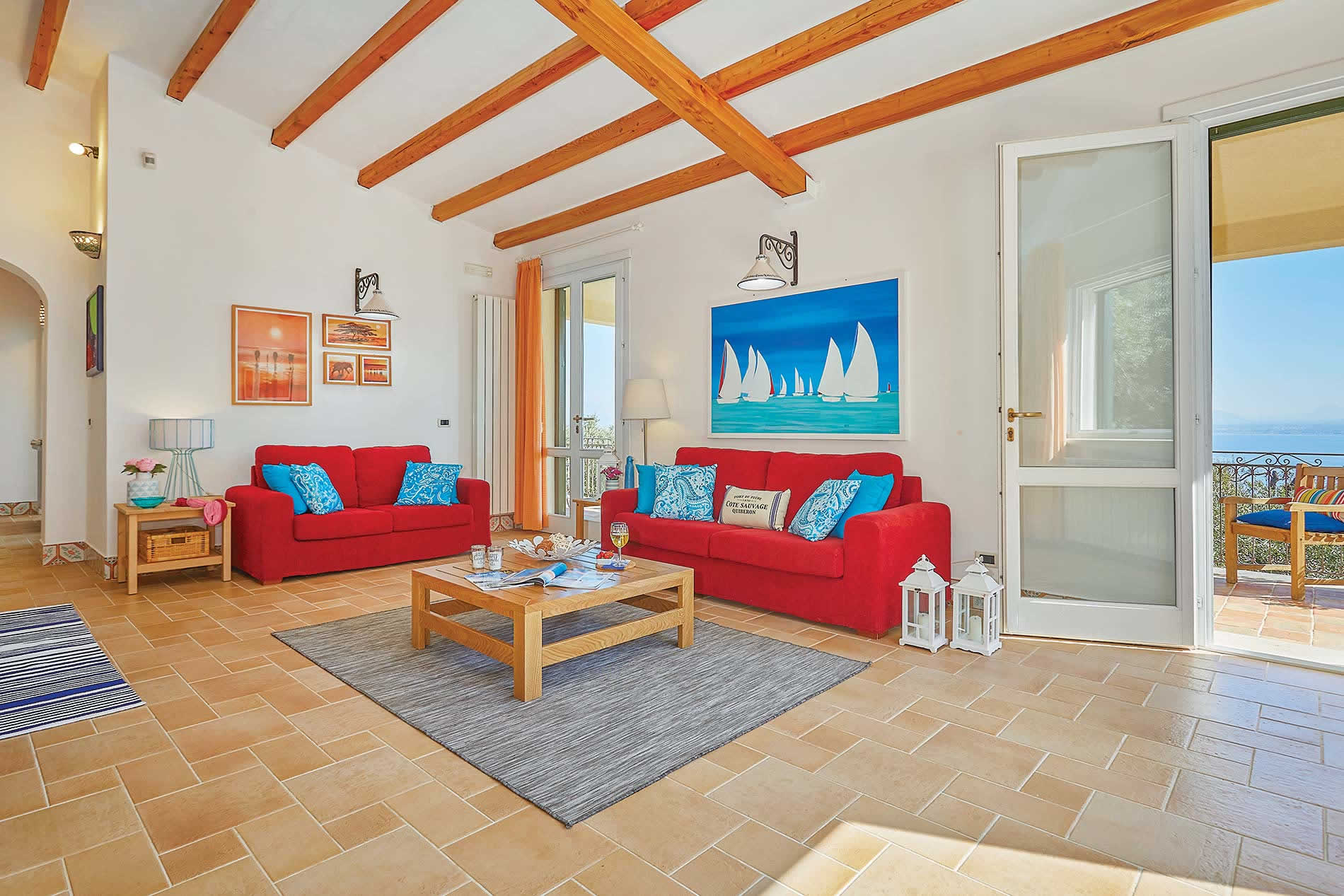 Villa Zingaro in Scopello - sleeps 15 people